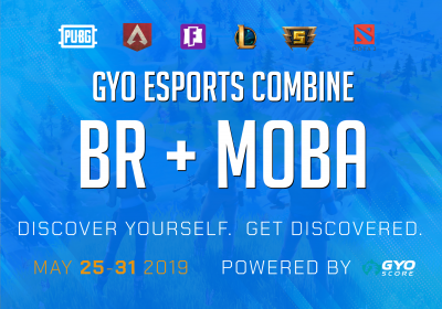 BR + MOBA Combine - May '20